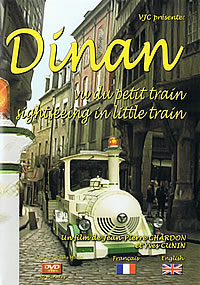 DVD du petit train de Dinan